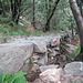 Scivoli per spostare i blocchi di pietra