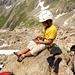 Klettern macht hungrig