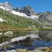 Drei Tolle Gipfel im spiegelnden Seelein, zwei davon durfte ich schon je zweimal besteigen. Hoffentlich klappt es diesen Sommer mit dem Gross Bielenhorn.