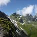 Schwarzhörner - Sichler und Schottenseehorn im Nebel