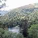 ... und blicken nochmals zum Lac d' Altenweiher hinunter