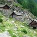 Aufstieg zum Passo Fornale - Alpe di Fontana 1649m.
