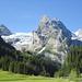 Unterwegs zur Grossen Scheidegg