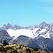 Sguardo sulle cime della Val Sissone