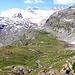 Cent mètres en dessous, c'est le plateau inférieur du Sweejinenberg.