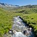 Kelchbach - Schöpfe der Nessjeri ca. 1 km Bach aufwärts