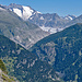 Blick zum Grossen Aletschgletscher