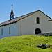 Kapelle auf Alp Bäll