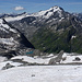 Im Abstieg zum Tschingelseeli konnten wir viele Schneefelder nutzen.