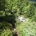 Der nächste steile Abstieg, zum Sattel vor dem Nollen.