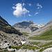 Les Outannes mit Mont Bonvin 2998m