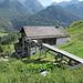 ...wasserbetriebene Mühle bei Scuol (soll noch funktionieren)