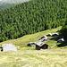 Obri Eischollalp - die Zeit nagt an den Hütten