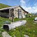 Hütte bei Punkt 2480m.