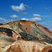Brennisteinalda – der wohl farbigste Berg Islands