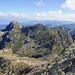 panorama verso il versante Orobico della Valtellina