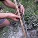 Metallstange 40 cm