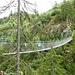 Hängebrücke am Oberen Riesachfall