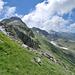 Inizio cascate, cima Levis, Spadolazzo e Lago Nero