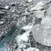 Eis, Stein und Wasser