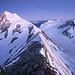 Der lange Grat zum Aletschhorn