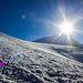 Erstmals Sonne gleich oberhalb der 5000m-Grenze