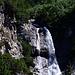Wasserfall bei der Grillstelle