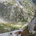 vom Stoss konnte ich meinen weiterern, unwegsamen und unmarkierten Weg zum Gruebenseeli und der Alp Grueben sehen