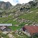 Alp Grueben mit Rückblick bis zum Stoss hinauf