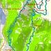 <b>Tracciato GPS Traversata del Monte Generoso.</b>