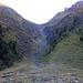 Le vallon de l'Holöüwibach qu'il faudra remonter à sa source.