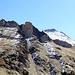 Beau pointe de vue sur le Rote Schije et la crête de Schwarzegge.