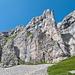 In der Karhole - am Horizont der Fingerhut (schräg abstehende Felsspitze)