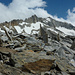 Gipfel Dri Hornlini