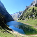 Der Fählensee, einer der wohl schönsten Orte der Schweiz