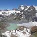 Gletschersee unterhalb Vedretta di Fellaria Orientale.