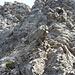 Steinbild, ein markanter Gratturm, ...