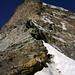 Gipfelaufbau Matterhorn