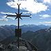 Gipfelkreuz des Löffelhorns