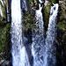 Wassermassen des Choltalbaches