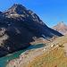 Am unscheinbaren Lago del Corno.