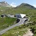 Grenze Livigno-Schweiz und gleich Forcolo di Livigno mit rechts, P10.