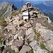 Vorderer Grauspitz Gipfel
