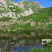 Kleines Seeli im Aufstieg zum Ifigsee.