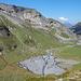 Schwemmebene auf der Alp Gamchi