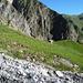 Einsame Alp auf dem Weg zum Sulnerferner