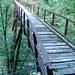 erstaunliche Fussgängerbrücke zwischen Palagnedra und Moneto