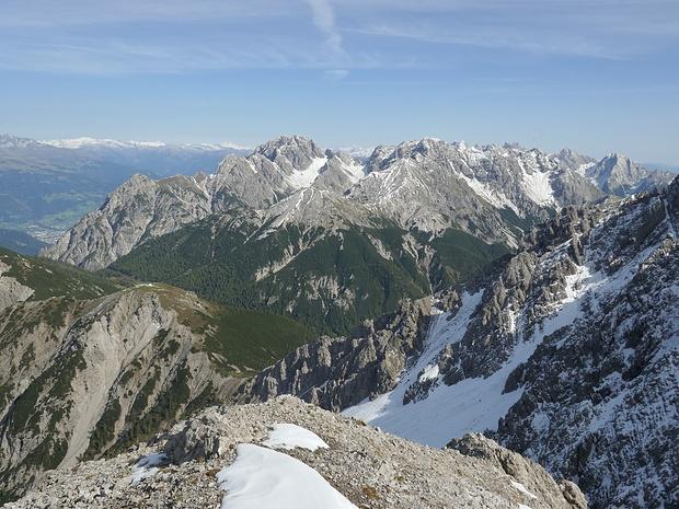 In den Lienzer Dolomiten