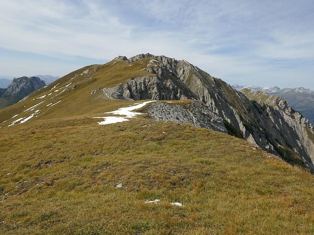 Auf dem Weg zum nächsten Gipfelziel