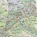 Meine Wanderung ins Val Mavaglia hinein und wieder hinaus